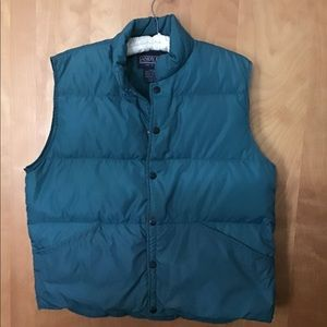 Unisex Goose Down Puffer Vest